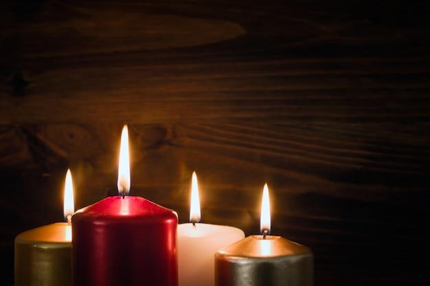 Palenie świec Darmowe Zdjęcia