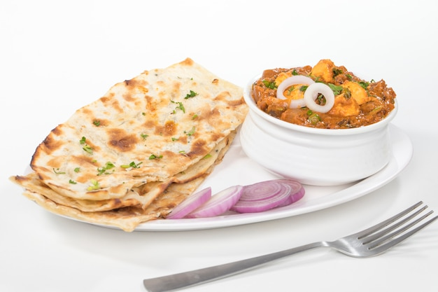 Paneer curry Premium Zdjęcia