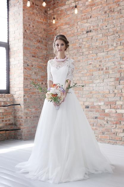 Panna Młoda W Sukni ślubnej Darmowe Zdjęcia