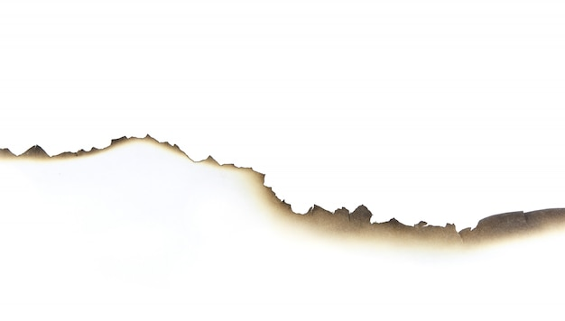 Papier Spalił Stary Grunge Premium Zdjęcia