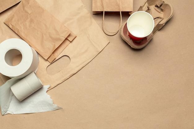 Papier z recyklingu Premium Zdjęcia