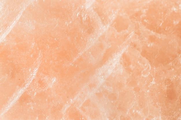 Pastelowa, Różowa, Kremowa, Delikatna Tekstura Z Kwarcu Różanego. Geologiczne Tło Mineralne Premium Zdjęcia