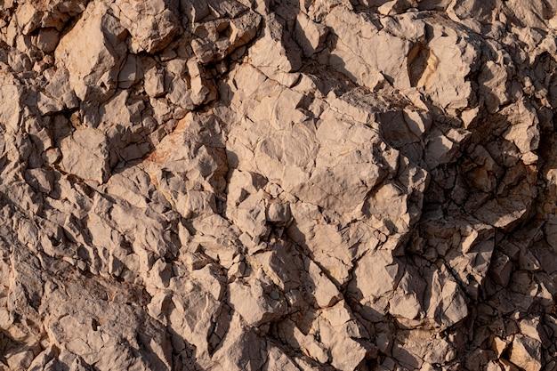 Pęknięty Skumulowany Kamienny Mur Tekstury Darmowe Zdjęcia