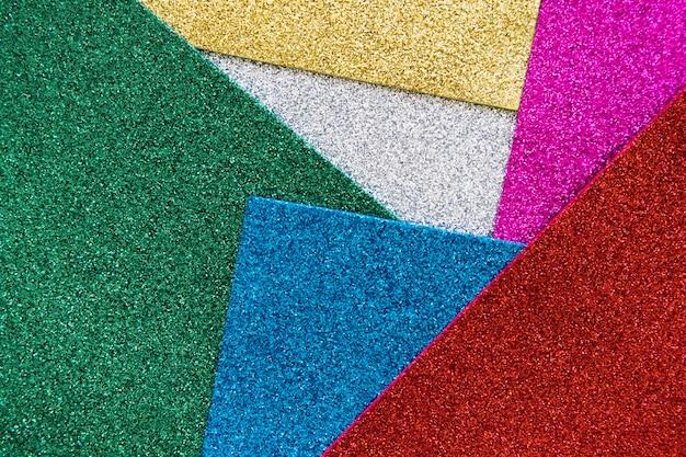 Pełna Klatka Strzał Multi Kolorowe Tło Brokat Darmowe Zdjęcia