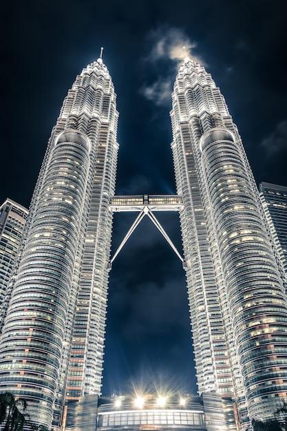 Petronas Towers Premium Zdjęcia