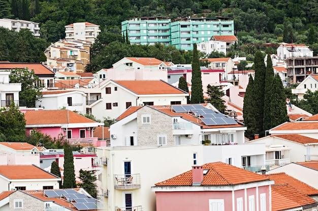 Petrovac, Czarnogóra Premium Zdjęcia