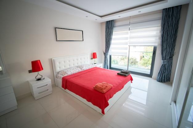 Piękna Sypialnia Zdjęcie Premium Pobieranie