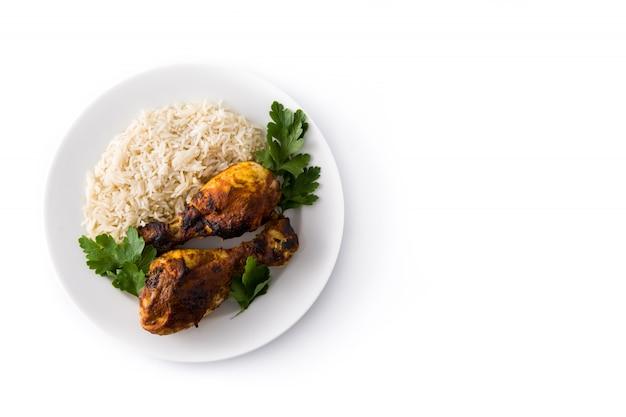 Pieczony kurczak tandoori Premium Zdjęcia