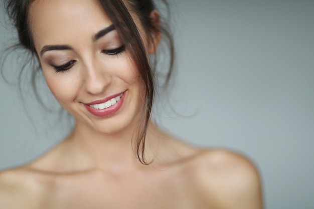 Piękno Portret Kobiety Darmowe Zdjęcia