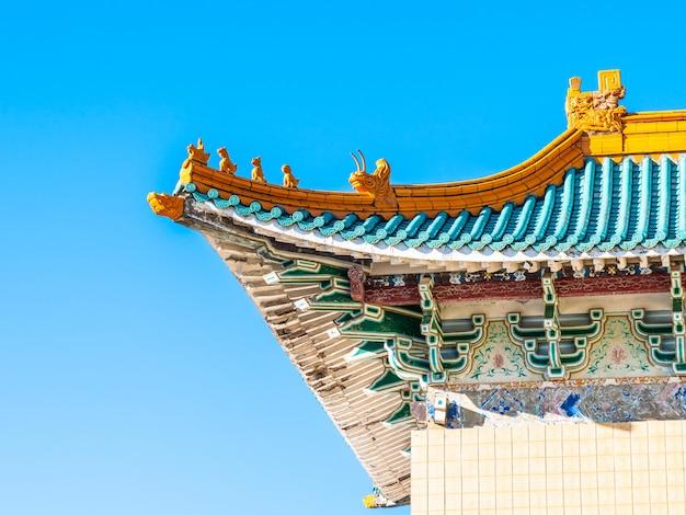 Piękny budynek architektury Darmowe Zdjęcia