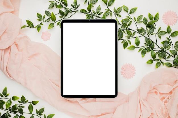 Piękny Szablon Tabletu Na ślub Darmowe Zdjęcia
