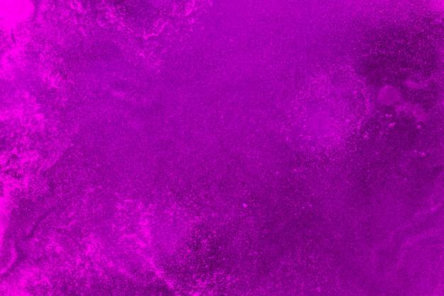 Pienista Konsystencja Na Fioletowym Płynie Darmowe Zdjęcia