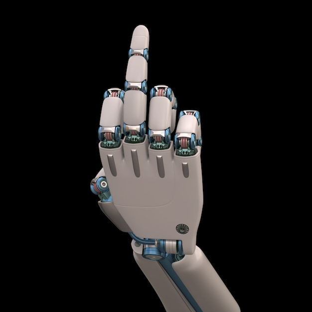 Pieprzyć Robota Premium Zdjęcia