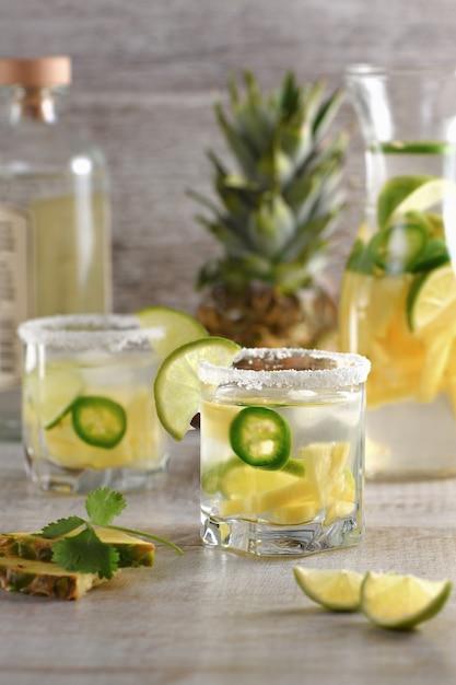 Pikantna Margarita Premium Zdjęcia