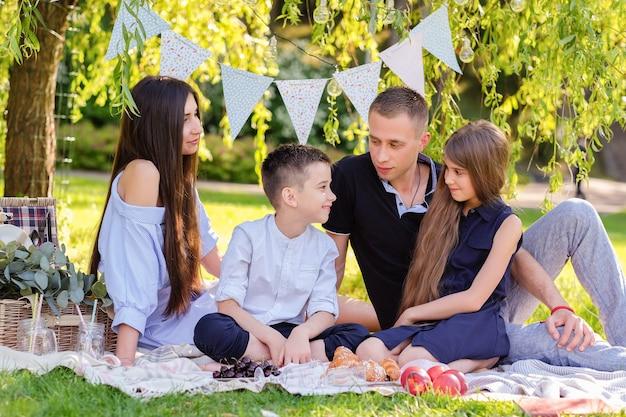 Piknik Rodzinny Darmowe Zdjęcia