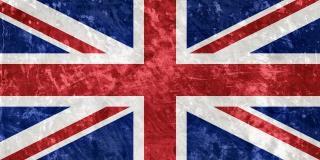 Pl grunge flag starożytny Darmowe Zdjęcia
