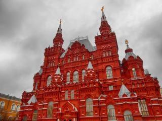 Placu czerwonym w moskwie Darmowe Zdjęcia