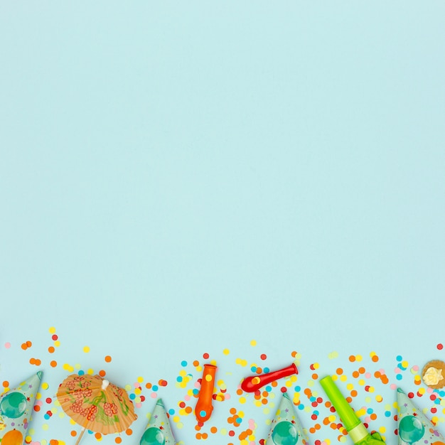 Płaska rama z opróżnionymi balonami i dmuchawami Darmowe Zdjęcia