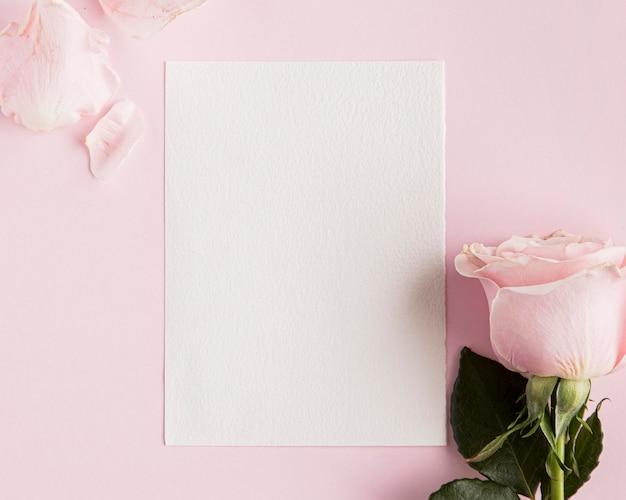 Płaskie Ukształtowanie Koncepcji Walentynek Z Miejsca Na Kopię Darmowe Zdjęcia