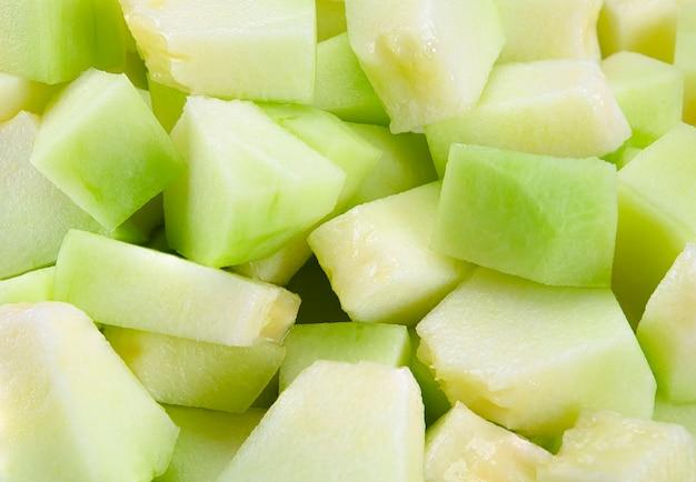 Plasterek Melona Backgrond Tekstury Premium Zdjęcia