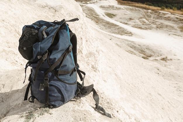 Plecak Podróżny Z Bliska Odkryty Darmowe Zdjęcia
