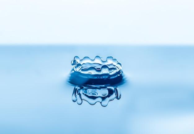 Plusk wody Premium Zdjęcia