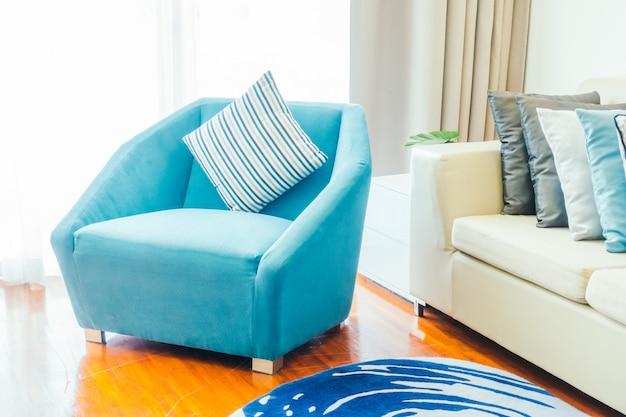 Poduszka na kanapie Darmowe Zdjęcia