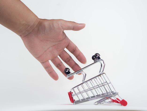 Pojęcie Zniżki Na Zakupy Premium Zdjęcia