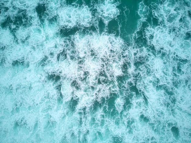 Północ Plaża I Ocean W Nazare Portugalia Darmowe Zdjęcia