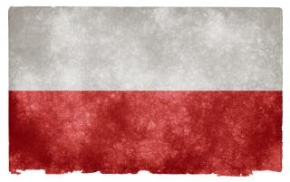 Polska Flaga Grunge Darmowe Zdjęcia