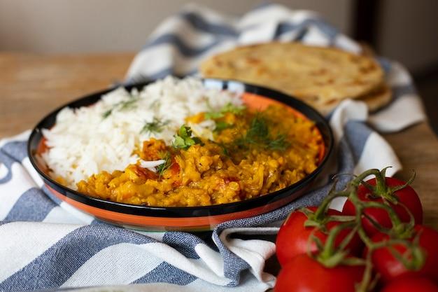Pomidory I Jedzenie Orientalne Darmowe Zdjęcia