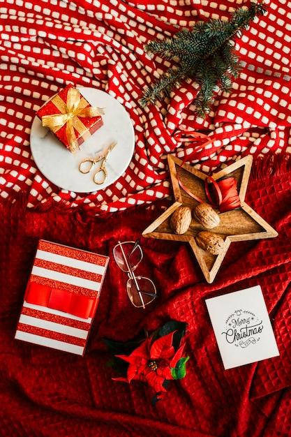 Pomysły na świąteczne dekoracje świąteczne Darmowe Zdjęcia