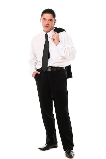 Portret Biznesmena W średnim Wieku Darmowe Zdjęcia