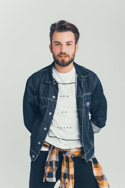 Portret mężczyzny Darmowe Zdjęcia