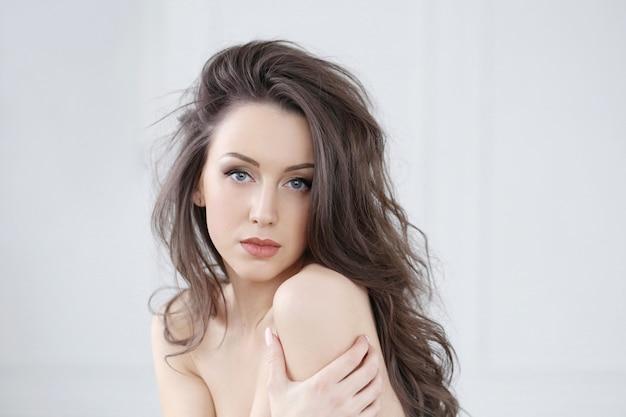 Portret Pięknej Kobiety Darmowe Zdjęcia