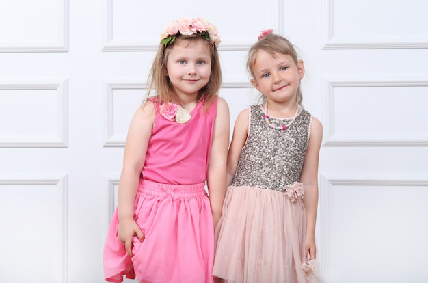 Portret Szczęśliwych Dzieci Darmowe Zdjęcia