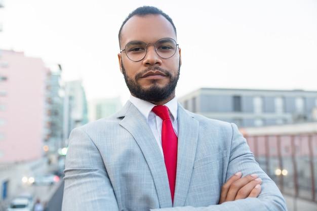 Poważny Biznesmen Afroamerykanów Darmowe Zdjęcia