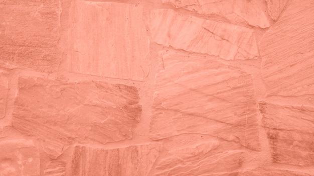 Powierzchnia Kamiennej ściany Z Różowym Odcieniem Darmowe Zdjęcia