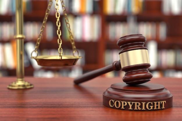 Prawa autorskie Premium Zdjęcia