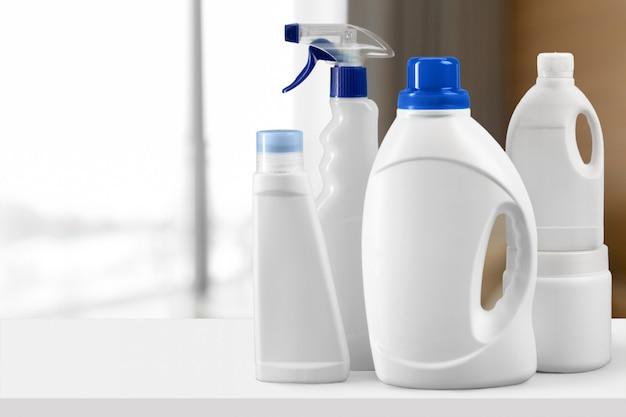 Produkty czyszczące Premium Zdjęcia
