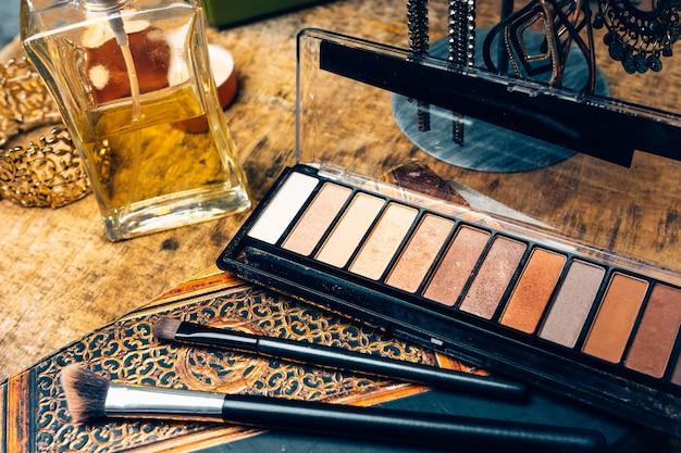 Produkty Do Makijażu Dla Kobiet Premium Zdjęcia