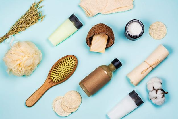 Produkty Kosmetyczne Do Pielęgnacji Ciała Premium Zdjęcia