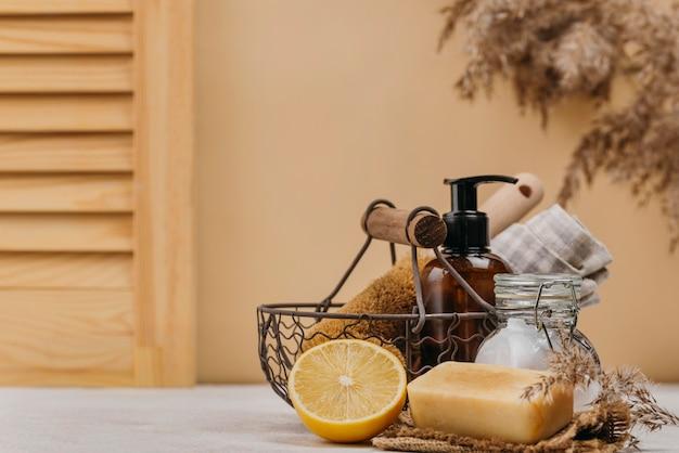 Produkty Relaksacyjne W Pomieszczeniach, Widok Z Przodu Darmowe Zdjęcia