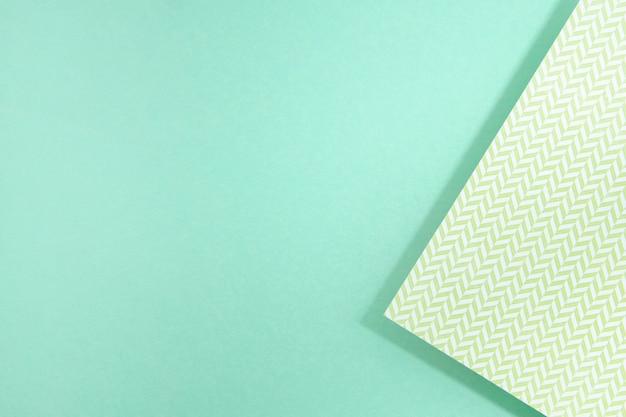 Projekt papieru wielokąta niebieski kopia przestrzeń Darmowe Zdjęcia