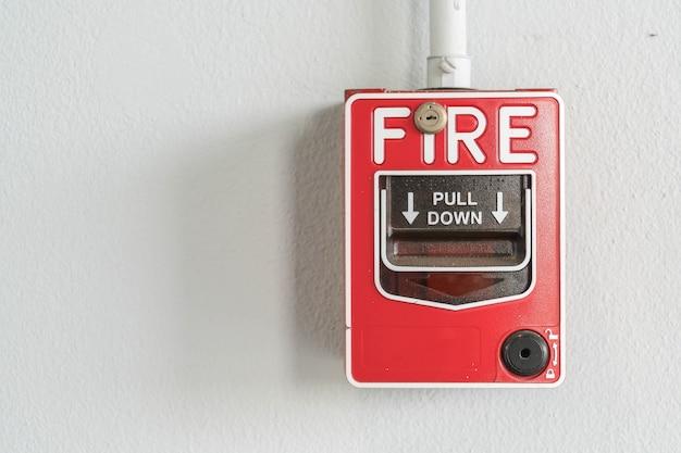 Przełącznik Sygnalizacji Pożaru Darmowe Zdjęcia