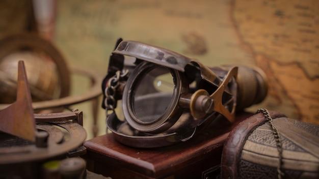 Przenośny Teleskop żeglarski Premium Zdjęcia