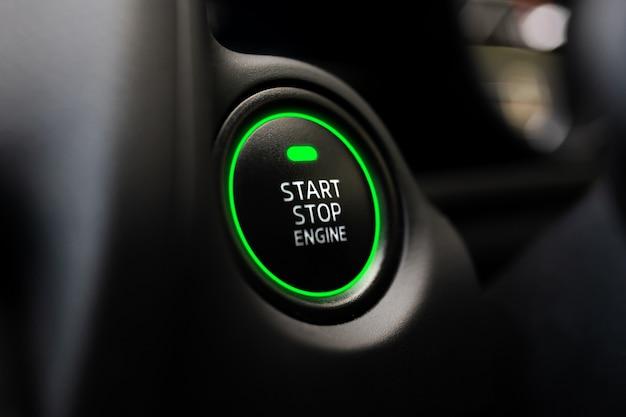 Przycisk start Premium Zdjęcia