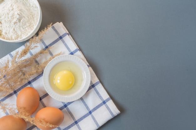 Przygotowanie Gotowanie Pieczenie Kuchni Premium Zdjęcia