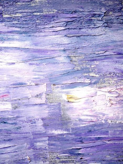 Purpurowy kolor farby olejnej abstrakta tło. Premium Zdjęcia