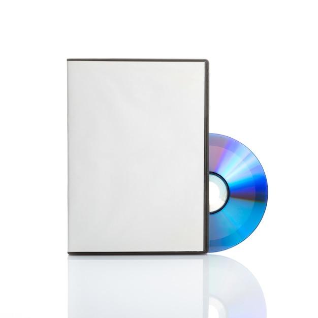 Puste Dvd Z Okładką Premium Zdjęcia
